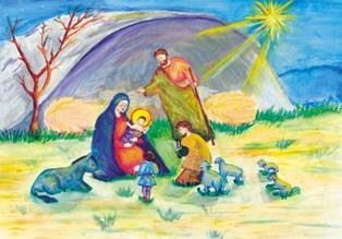08 Всемирното Православие - ПОЗДРАВ ЗА МЛАДЕЖИТЕ И УЧЕНИЦИТЕ ЗА РОЖДЕСТВО ХРИСТОВО ОТ ДОБРОМИРА И ТЕОДОРА МИТКОВИ ОТ ГР. ВАРНА (3)