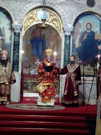 3 Всемирното Православие - ТЪРЖЕСТВЕНО БЕШЕ ОТБЕЛЯЗАНА 67-ГОДИШНИНАТА ОТ ВЪЗСТАНОВЯВАНЕТО НА БЪЛГАРСКАТА ПАТРИАРШИЯ