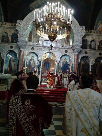 4 Всемирното Православие - ТЪРЖЕСТВЕНО БЕШЕ ОТБЕЛЯЗАНА 67-ГОДИШНИНАТА ОТ ВЪЗСТАНОВЯВАНЕТО НА БЪЛГАРСКАТА ПАТРИАРШИЯ